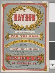Bayrum - Patent Medicine