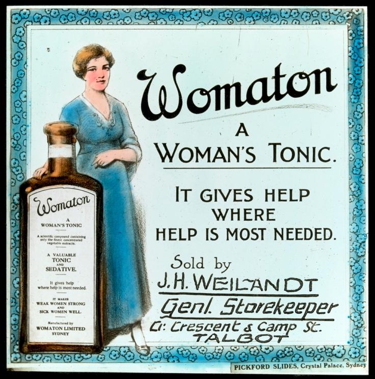 Womaton - A Woman's Tonic